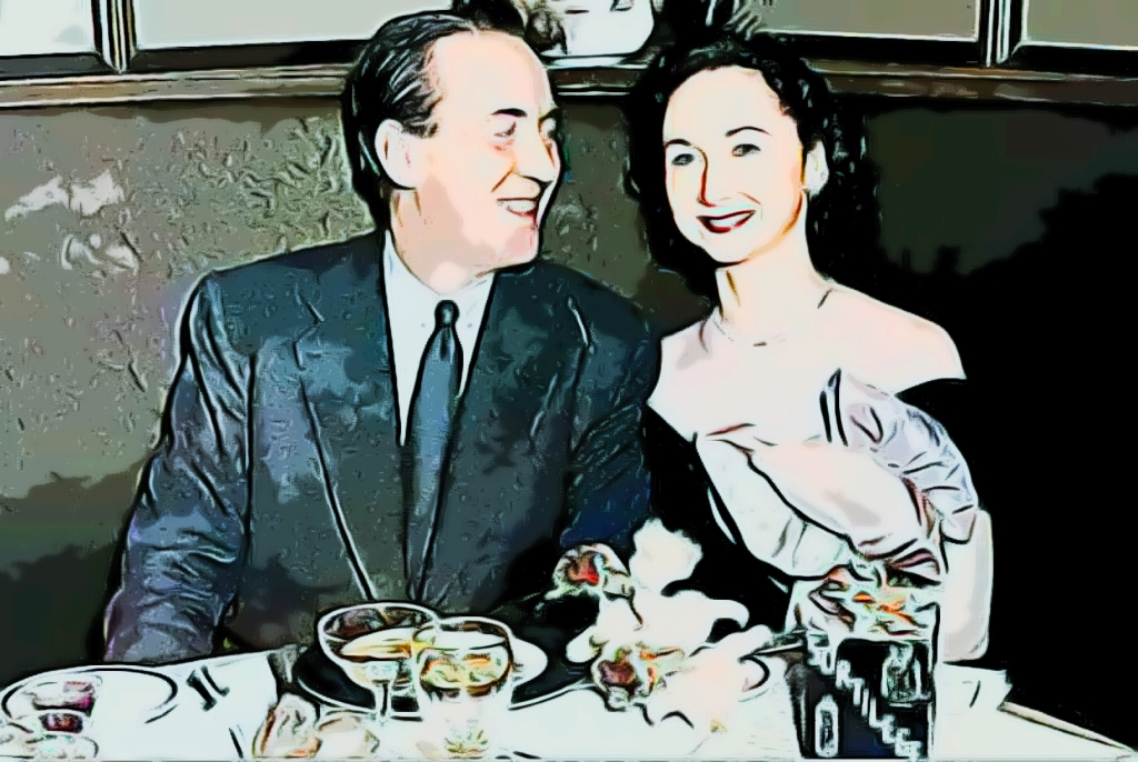 Dorothy Kilgallen and Richard Kollmar